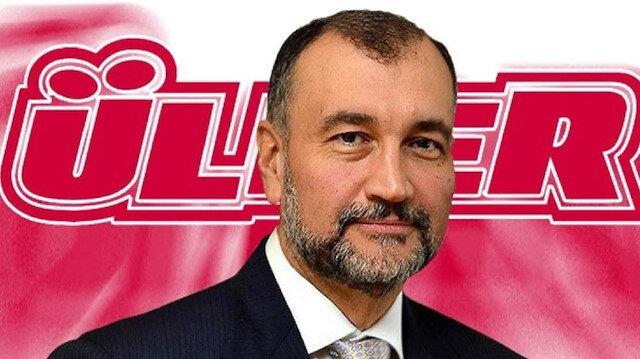 CEO of Yildiz Holding, Murat Ülker