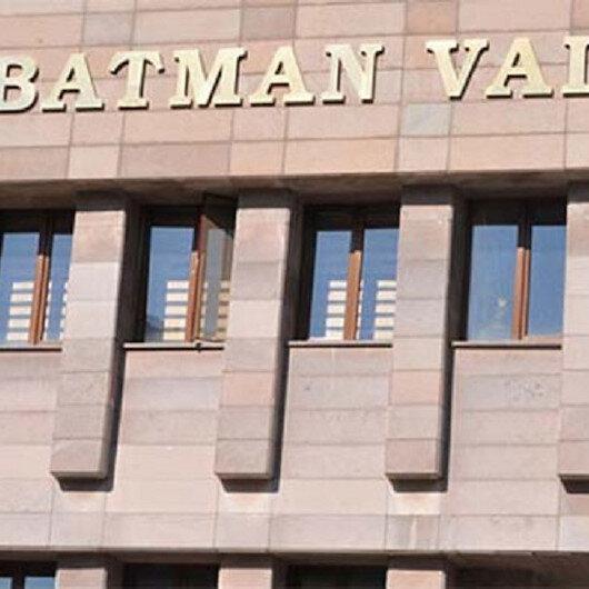 Batman Valiliği intihar haberini yalanladı
