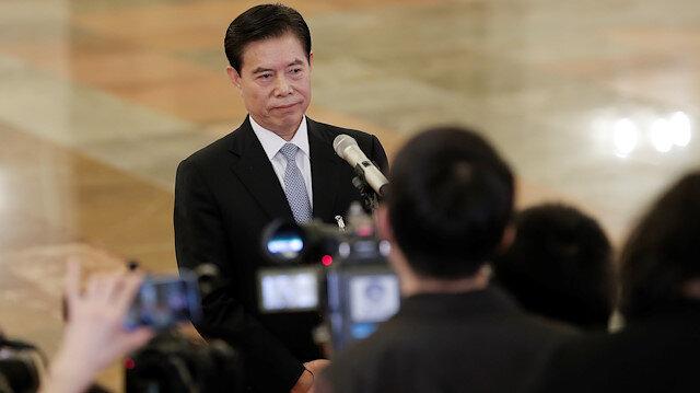 Çin Ticaret Bakanı Shan: Ticaret görüşmeleri zor ve yorucu