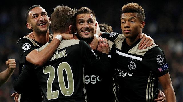 Ajax Barnabeu'da 'imkansız' denileni başardı