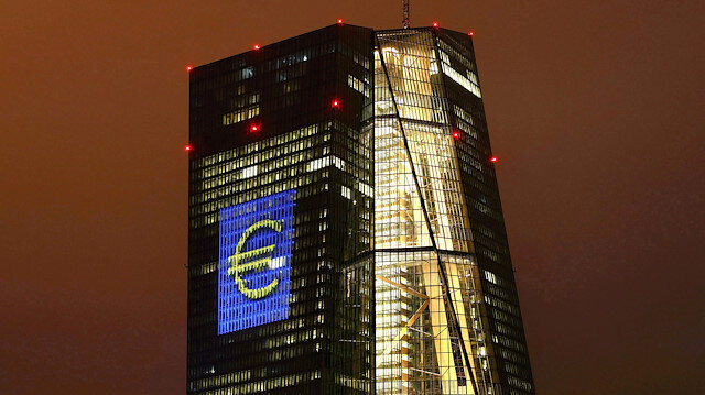 European Central Bank  sees interest rates unchanged at least through 2019