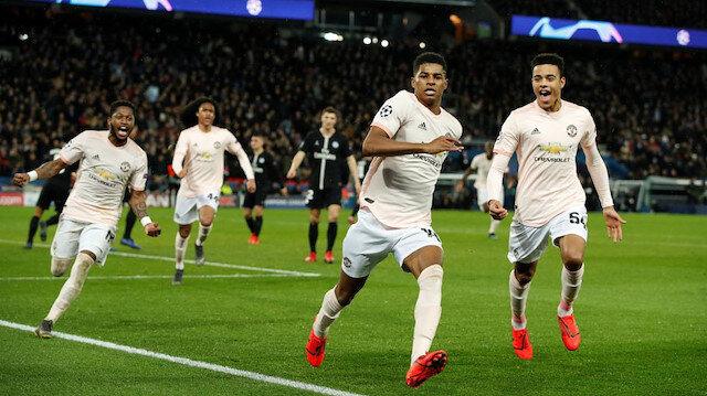 PSG 1-3 Manchester United (Geniş özet ve goller)