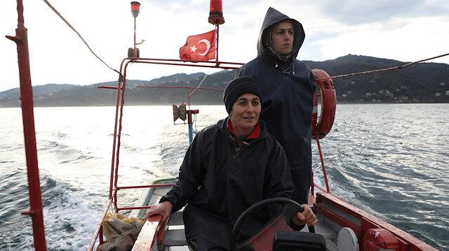 Karadeniz'in kadın balıkçıları
