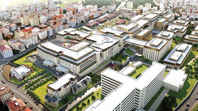 Proje toplamda 1 milyon 300 bin metrekarelik bir alanda gerçekleştirilecek.