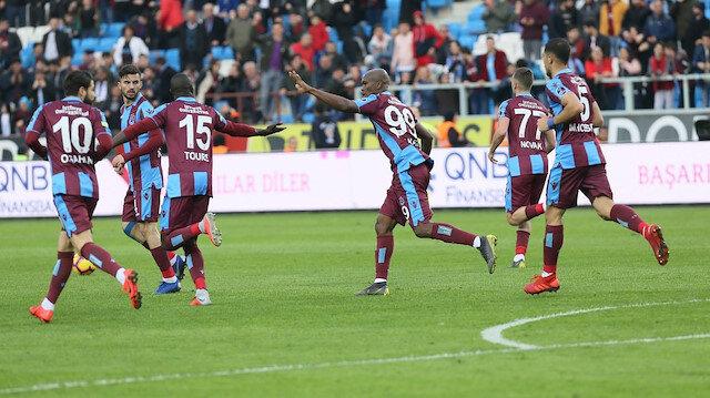 Trabzonspor-Akhisarspor: 2-1