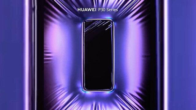 Huawei P30'un yeni tanıtım görsellerini yayınlandı!