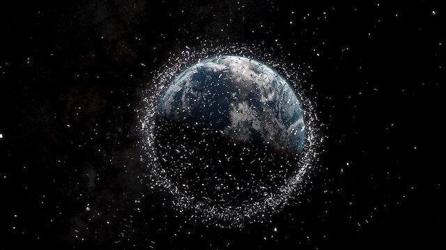 62 yıldır çeşitli ülkeler dünyanın yörüngesine uydu fırlatıyor.