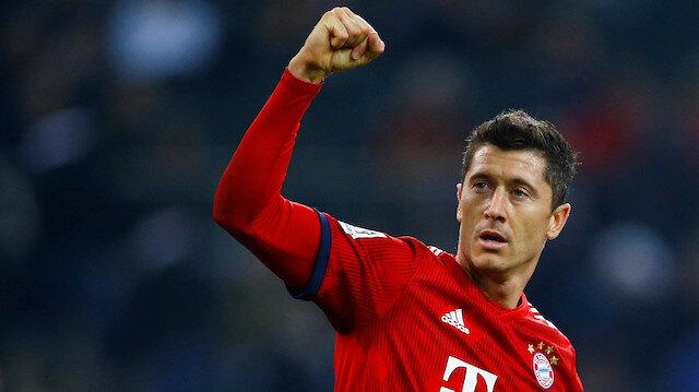 Lewandowski gol rekoru kırdı