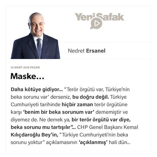 Maske...