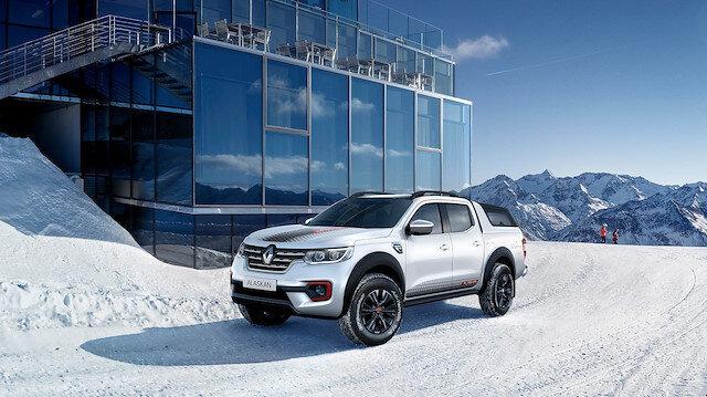 İsviçre, özel seri Alaskan Ice Edition modelinin pazara sunulacağı ilk ülke olacak.