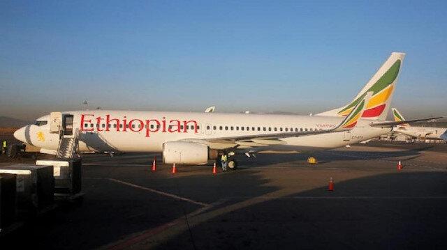 تحطم طائرة إثيوبية على متنها 157 شخصاً