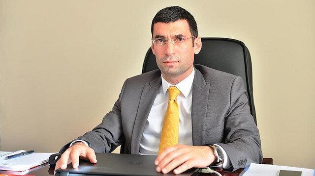 Mardin'in Derik Kaymakamı Şehit Muhammet Fatih Safitürk.