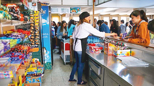 Binlerce okul beslenme dostu