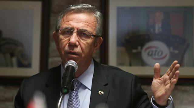 Mansur Yavaş hakkında iddianame düzenlendi