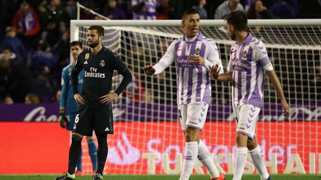 Real Madrid deplasmanda kazandı.