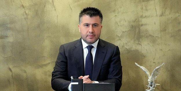 Beşiktaş Transfer Komitesi Başkanı Umut Güner.