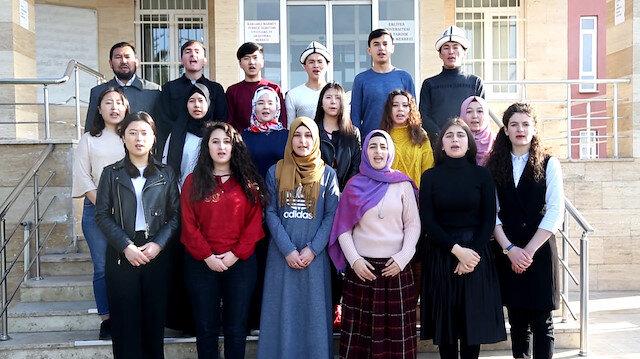 Yabancı öğrencilerden İstiklal Marşı klibi