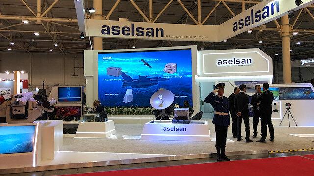 ASELSAN'dan 64 ülkeye ihracat