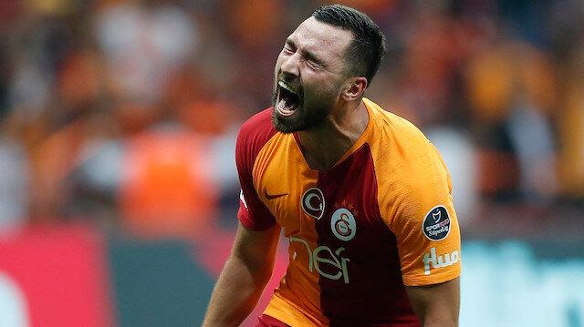 Sinan Gümüş, Galatasaray'a bedelsiz olarak transfer olmuştu.