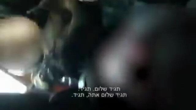 İsrail polisi gözaltına aldığı Filistinlilere işkence yaptı