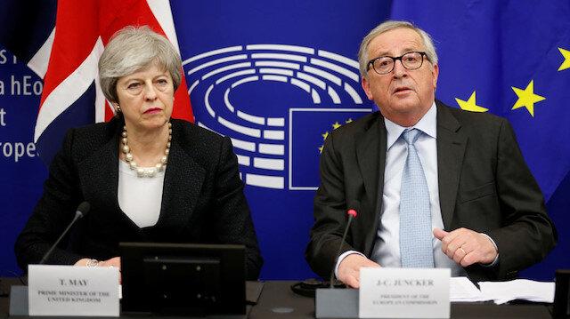 İngiliz parlamentosu revize edilmiş Brexit anlaşmasını reddetti