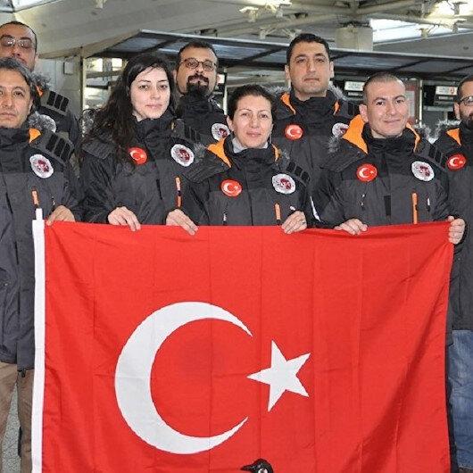 """علماء تركيا في """"أنتاركتيكا"""".. مهام ناجحة وسط ظروف قاسية"""