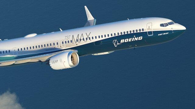 Ulaştırma Bakanlığı'ndan Boeing'e yasak