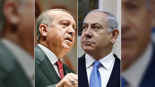 Cumhurbaşkanı Erdoğan'dan Netanyahu'ya yanıt