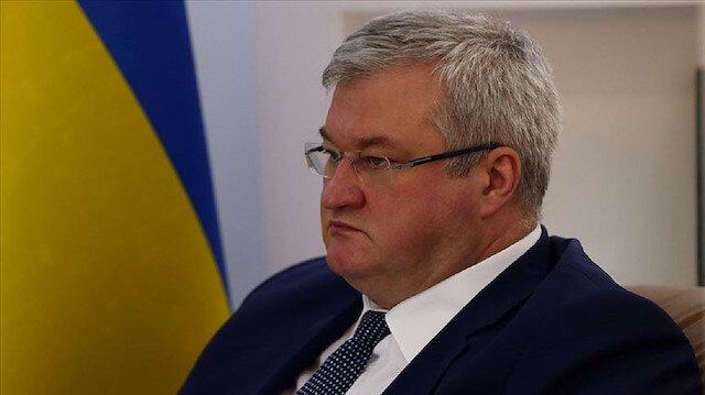 السفير الأوكراني لدى تركيا أندريه سيبيها