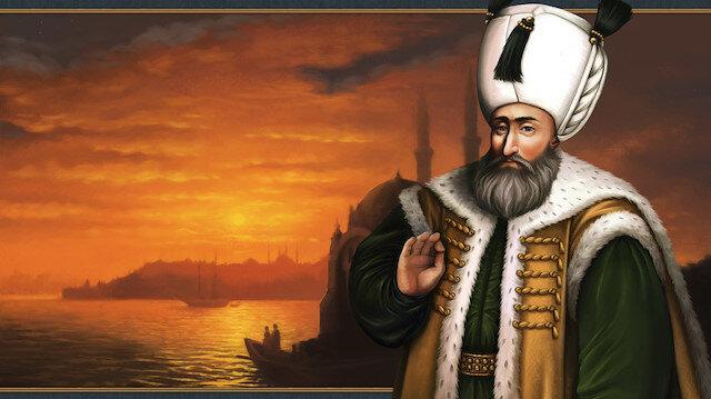 Kanuni Sultan Süleyman'ın ölümü askerden böyle saklandı