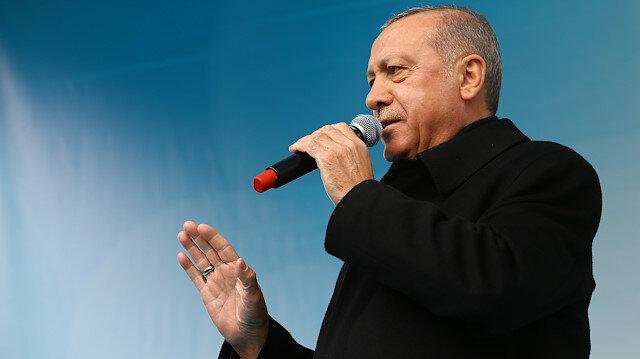 Cumhurbaşkanı Erdoğan: Hesaplarını bozacağız