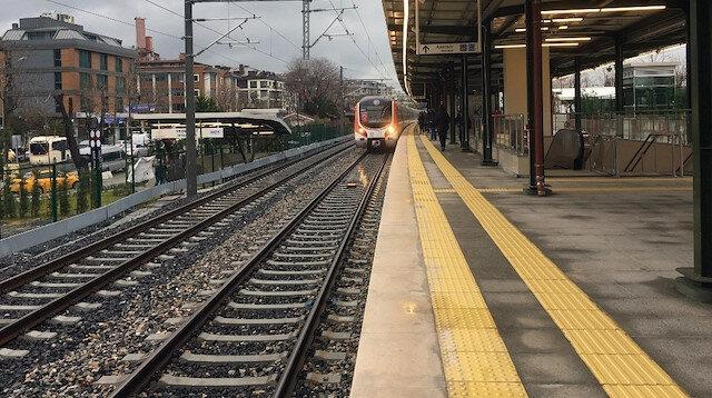 Gebze-Halkalı tren hattında fiyat tarifesi ve durak listesi