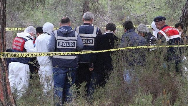 Ormanda 8 parça halinde bulunan cesedin kimliği tespit edildi