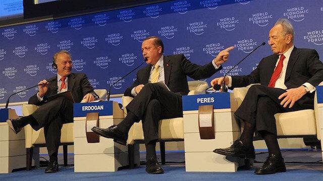 Cumhurbaşkanı Erdoğan'ın Başbakanlık yaptığı dönemde yaptığı 'One Minute' çıkışı hafızalardan silinmedi.