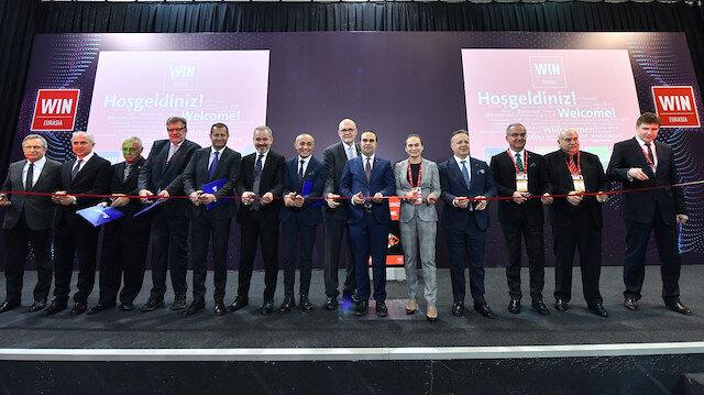 WIN EURASIA opening ceremony in Istanbul