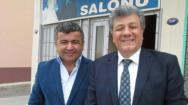 Arşiv: CHP 26. Dönem İzmir Milletvekili (sağda) Twitter hesabından Bayraklı Belediyesi Meclis Üyesi Şeref Balbay (solda) ile bir araya geldiği fotoğrafı paylaşmıştı.