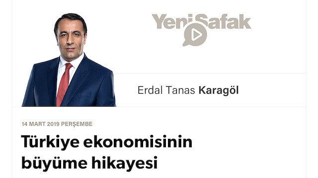 Türkiye ekonomisinin büyüme hikayesi