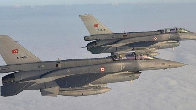 وزارة الدفاع التركية تكشف عن عملية جوية ليلًا شمالي العراق.. إليكم التفاصيل