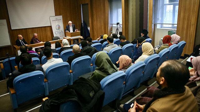 Arab Spring, Trumpism discussed at Istanbul panel
