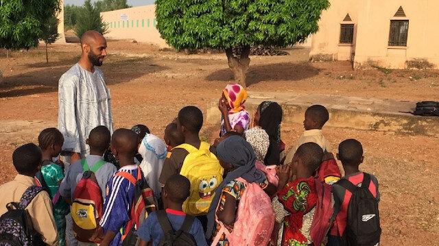 Müslüman olup sokak çocuklarına köy kurdu