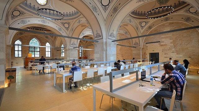 Dünyanın en güzel kütüphanesinden biri seçildi