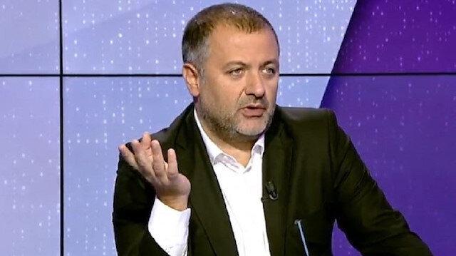 Spor yazarı ve yorumcusu Mehmet Demirkol,