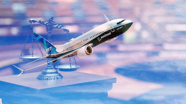 Boeing krizi: Türkiye dava için raporu bekleyecek