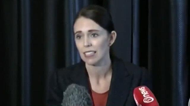 Yeni Zelanda Başbakanı'ndan terör saldırılarına ilişkin açıklama