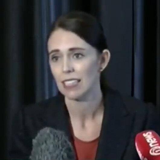 Yeni Zelanda Başbakanından terör saldırılarına ilişkin açıklama