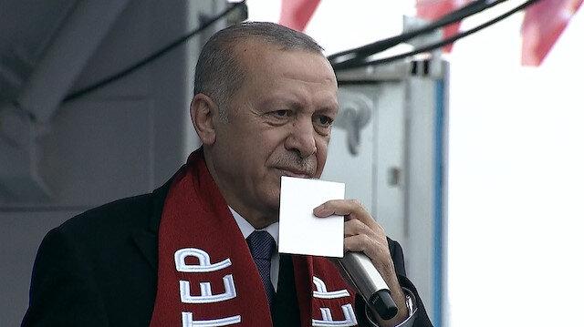 Cumhurbaşkanı Erdoğandan Avustralyalı teröriste sert sözler
