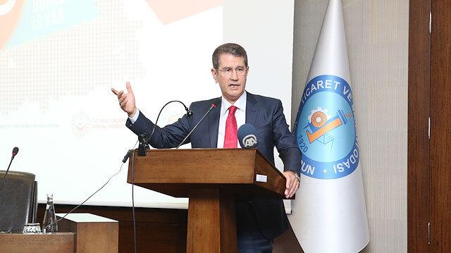 AK Parti Genel Başkan Yardımcısı Nurettin Canikli