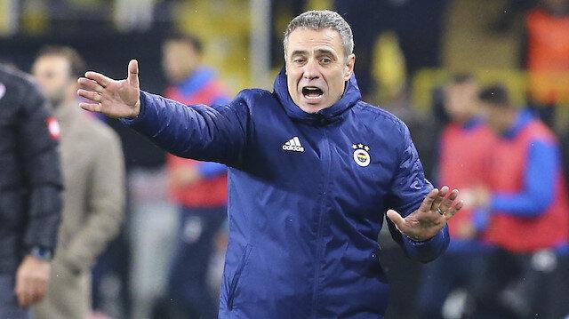 Ersun Yanal yönetimindeki Fenerbahçe ligde 14. sırada yer alıyor.