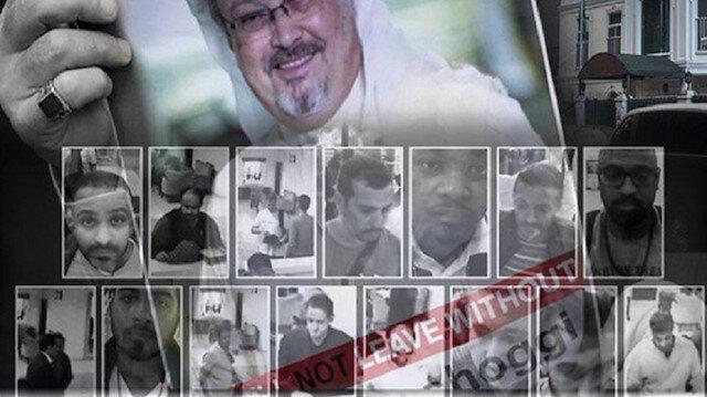 """""""الإنتربول"""" يصدر نشرات حمراء بحق 20 مشتبها بجريمة خاشقجي من هم؟"""