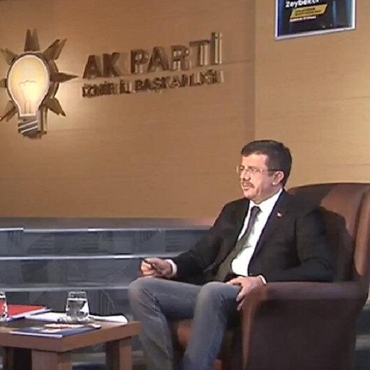 AK Parti'nin İzmir adayı Nihat Zeybekci tvnet'te